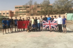 World Challenge 2017 in Marrakech